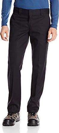 Alamo - Pantalon De Sport Homme, Noir (Black) - (Taille fabricant: 36/34)Dickies