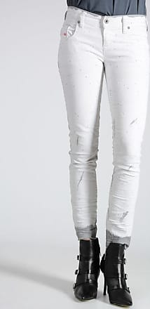 12cm Stretch Denim GRUPEE-ANKLE-C1 Jeans Größe 27 Diesel
