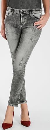 14 cm Stretch Denim Destroyed SKINZEE-LOW Jeans Größe 26 Diesel
