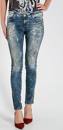 14 cm Stretch Denim Destroyed SKINZEE-LOW Jeans Größe 27 Diesel