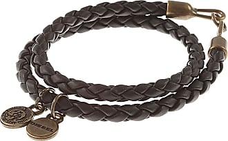 Diesel Bracelet for Men On Sale, Blue, Cow Leather, 2017, One Size
