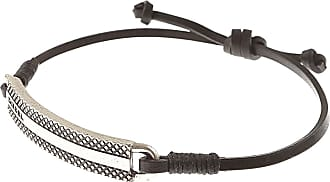 Diesel Bracelet for Men On Sale in Outlet, Asanty, Black, polyurethane, 2017, One Size