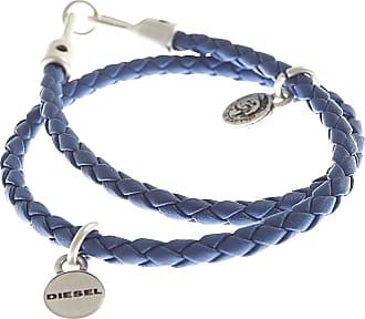 Diesel Bracelet for Men On Sale, Brown, polyurethane, 2017, One Size