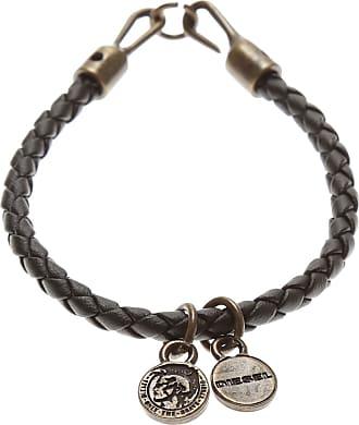 Diesel Bracelet for Men On Sale, Black, Zamak, 2017, One Size