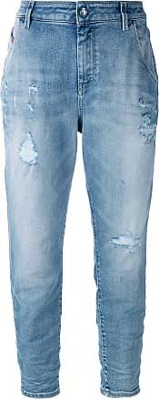 Jeans On Sale, Skimzee, Denim Blue, Cotton, 2017, 24 Diesel