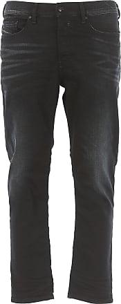 Jeans On Sale in Outlet, Tepphar, Black, Cotton, 2017, 30 31 32 33 34 Diesel