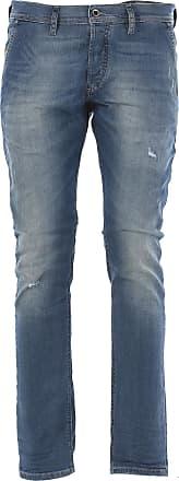 Jeans On Sale, Denim Blue, Cotton, 2017, 30 31 32 34 Diesel