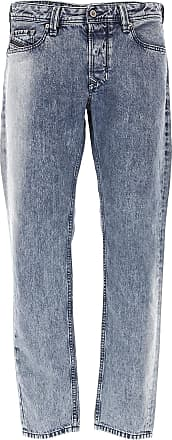 Jeans On Sale, Light Denim, Cotton, 2017, 29 30 31 32 33 34 Diesel
