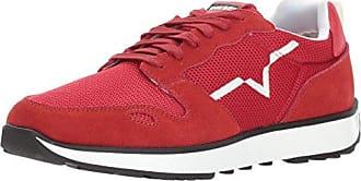 Diesel Y01262, Sneaker Uomo, Rosso (Red T4032), 40 EU