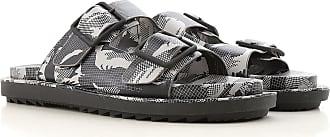 Sandals for Men On Sale, Saberlin Sand, Multicolor, polyurethane, 2017, 10.5 7 9 9.5 Diesel