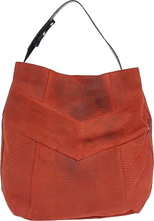 New D-Band X00393 PS426, Damen Handtasche, Leder, T4007 warm red, Größe M Diesel