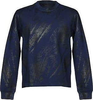 Sweatshirt for Men On Sale, Green, Cotton, 2017, L M Diesel