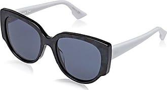 Christian Dior Damen Sonnenbrille DIORNIGHT1 72 Riu, Blau (Pearl Bluette/Bluette), 55