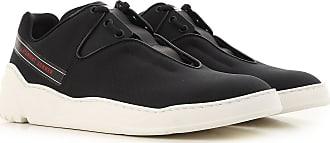 Sneaker für Herren, Tennisschuh, Turnschuh Günstig im Sale, Schwarz, Leder, 2017, 39.5 40 40.5 42.5 Dior