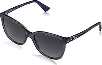 Christian Dior Damen Sonnenbrille DIORAMA3N 9O 08A, Schwarz (Black Grey/Dark Grey Sf), 55