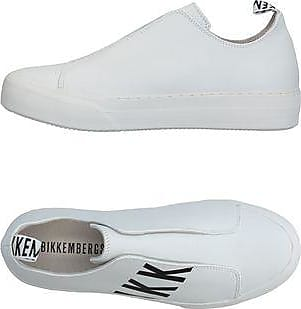 Sneakers for Women On Sale, White, Leather, 2017, 3.5 5.5 7.5 Dirk Bikkembergs