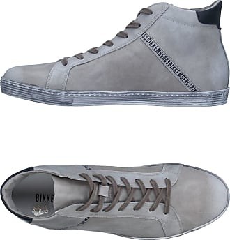 Slip on Sneakers for Women On Sale, Silver, Leather, 2017, 7.5 Dirk Bikkembergs