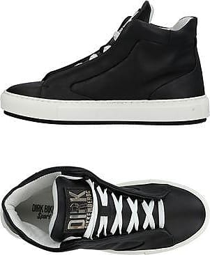 Doll-er Db 800 Mid Shoe W Leather, Womens High Trainers Dirk Bikkembergs