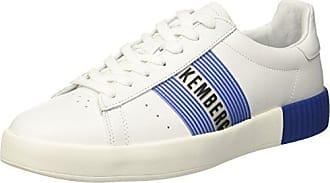 Best 954, Baskets Hautes Femme, Blanc (White 800), 40 EUDirk Bikkembergs