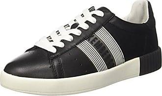 Cosmos 2130, Baskets Femme, Blanc (White/Black 880.0), 40 EUDirk Bikkembergs