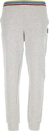 Loungewear for Men On Sale, Melange Grey, Cotton, 2017, XL (EU 6) Dirk Bikkembergs