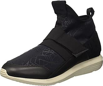 Track-er 766 Mid Shoe M Leather/Fabric, Mens High Trainers Dirk Bikkembergs