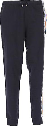 Pants for Men On Sale, Black, polyestere, 2017, L M S XL Champion