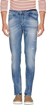 DENIM - Denim trousers Dirty Page Qgc79Q