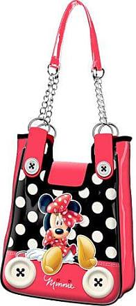 Minnie Mouse Handbag Damen Handtasche Damentasche Tasche Henkeltasche Umhängetasche Disney Ed8Dil
