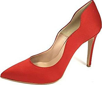 Damen Pumps, Rot - Rot - Größe: 36 EU Divine Follie