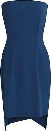 Wiki Online Dkny Woman Strapless Ponte Mini Dress Cobalt Blue Size M DKNY Shopping Online Free Shipping Limited Edition Cheap Online jDDdtAqJ