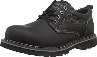 115705, Chaussures basses homme - Noir, 42 EUDockers by Gerli