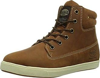 Marc 69607 Chaussures - Chaussures En Cuir Femme Haute, Gris, Taille 39 Eu