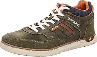 Dockers by Gerli 36HT001, Sneakers basses homme - multicolor (stone 420), 44 EU