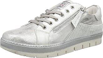 Dockers By Gerli 38ml202-687550, Chaussures Femmes, Brun (silber 550), 37 Eu