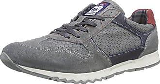 38au020-102667, Sneakers Basses Homme, Bleu (Navy/Rot 667), 42 EUDockers by Gerli