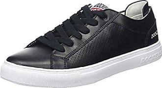 Dockers by Gerli Damen 36AI814-700100 Sneakers, Schwarz (Schwarz 100), 39 EU