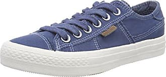 Dockers by Gerli 36ur202-710660, Sneakers Basses femme, Bleu (Navy 660), 40 EU