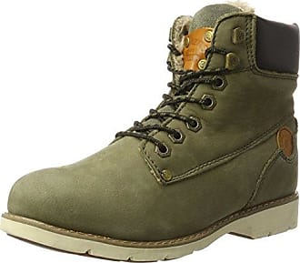 41hl301-240, Desert Boots Femme, Gris (Grau), 38 EUDockers by Gerli