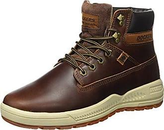 Dockers by Gerli Damen 41HL301-180470 Desert Boots, Braun (Cognac), 40 EU