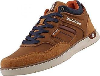 36HT001-204320, Chaussures de sports extérieurs homme - Marron (Café 320), 42 EUDockers by Gerli