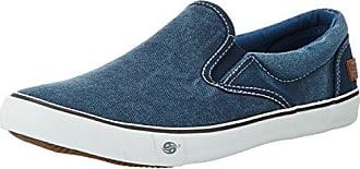 30st025-790660, Sneakers Basses Homme, Bleu (Navy 660), 45 EUDockers by Gerli