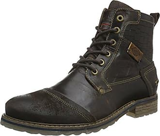 39OR003-402320 - Botas Cortas para Hombre, Color Marrón (Cafe 320), Talla 41 UE Dockers by Gerli