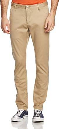 Bic Alpha Original Skinny-Stretch Twill, Pantalones para Hombre, Marrón (LIGHT BROWN HEATHER 164), W31/L34 Dockers