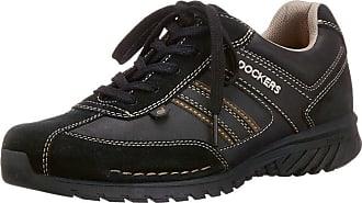 Dockers Combinés Chaussure À Lacet Noir 6mT57gZe8