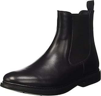 Docksteps Hombre Zapatos Brogue Negro Size: 43 EU GyPhDf4