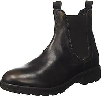 Docksteps Business Light Beatle 1516, Desert Boots Homme, Gris (Dark Grey 410), 42 EU