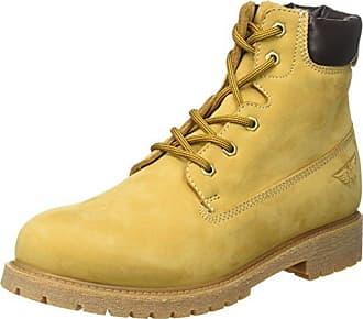 Roccia Mid, Bottines Homme, Jaune (Yellow/TDM 140), 45 EUDocksteps