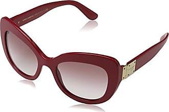 Womens 0DG6110 31238D Sunglasses, Grey/Pinkgradient, 52 Dolce & Gabbana