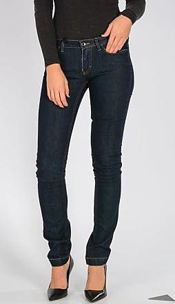 14 cm Stretch Denim GIRLY Jeans Größe 38 Dolce & Gabbana